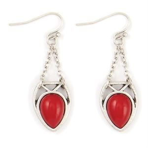 Picture of Amour Crimson Earrings