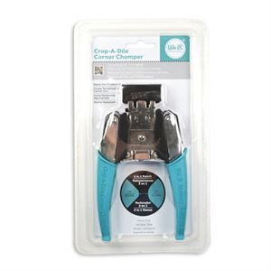 """Picture of *50% OFF* Corner Chomper Corner Rounding Tool, 1/4"""" and 1/2"""" (Blue)  *SALE* WHILE SUPPLIES LAST"""